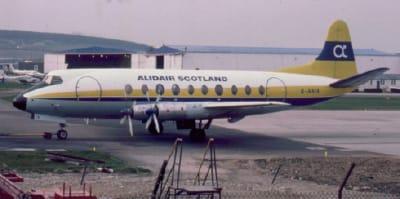 Alidair Scotland