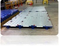 Slave Pallets: A Low Cost Solution for ULD Storage and Handling